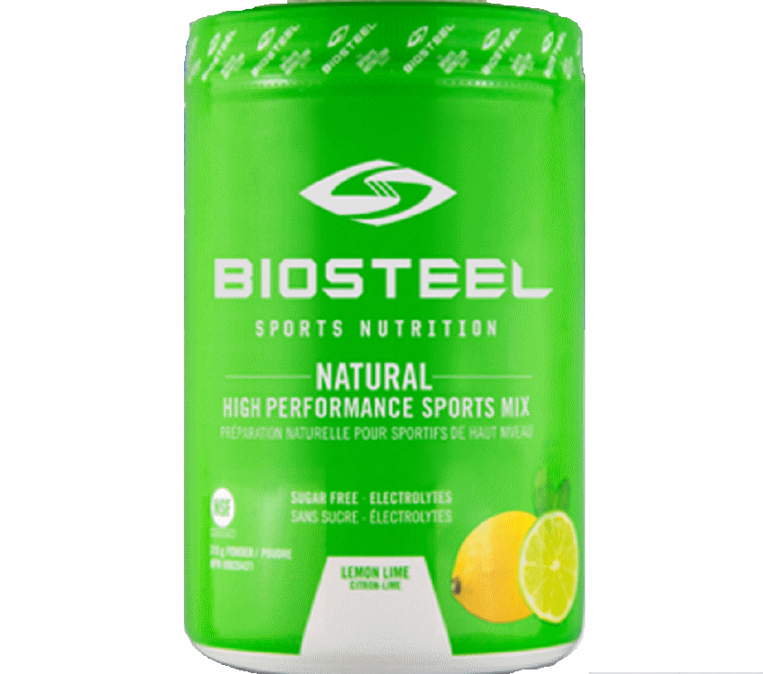 Спортивный напиток BIOSTEEL High Performance Sport Mix Lemon Lime (315гр)