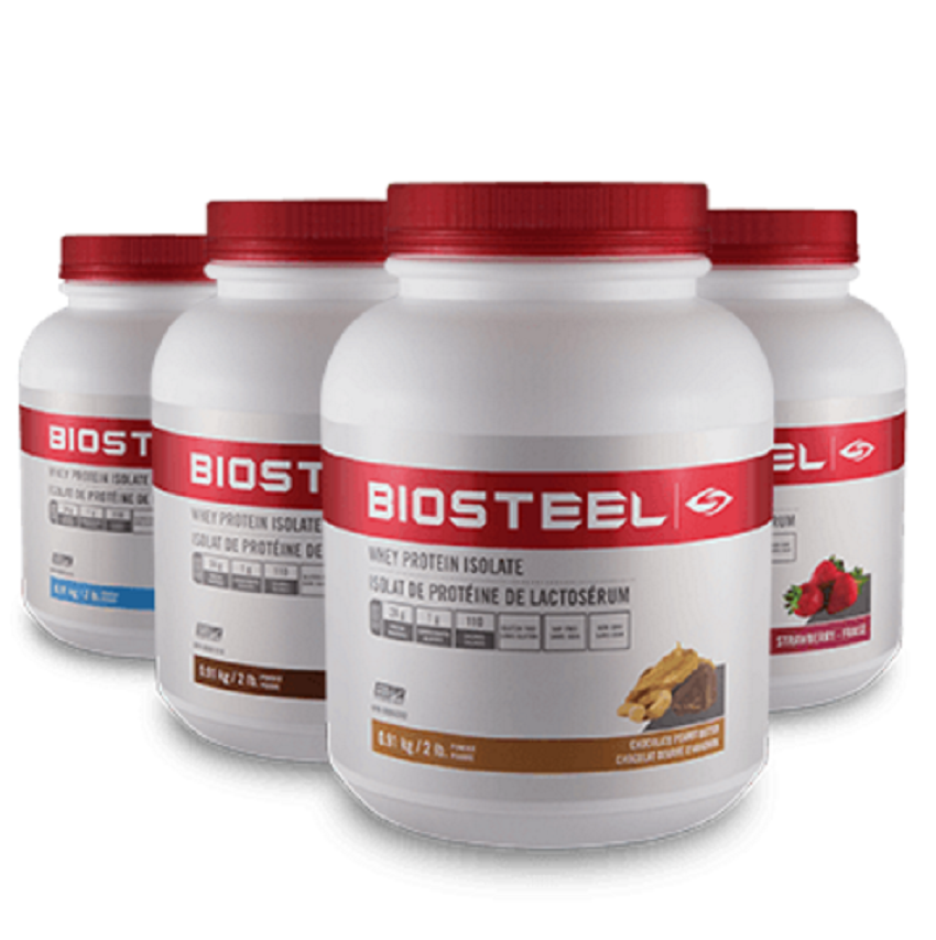 Изолят белка BIOSTEEL WHEY PROTEIN ISOLATE 0,91кг